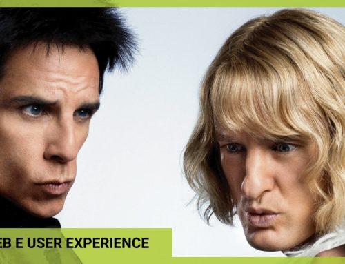 Sito web e user experience